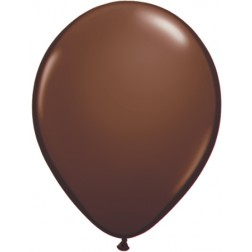 "Fashion 11"" Chocolate Brown 100Ct"