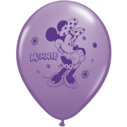 "12"" Minnie Mouse (6ct.)"
