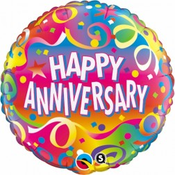 """18"""" Anniversary Confetti"""
