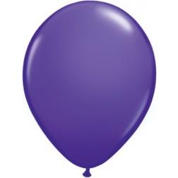 "Fashion 11"" Purple Violet 100Ct"
