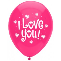 "12"" Funsational  Love You (8ct.)"