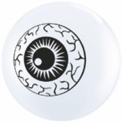 """05"""" Eyeball Topprint White 100Ct"""