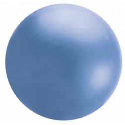 4' Blue Chloroprene Cloudbuster Balloon