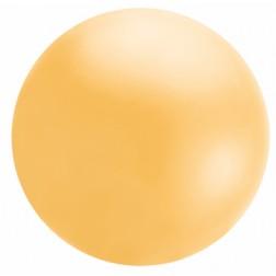4' Orange Chloroprene Cloudbuster Balloon