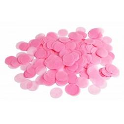 0.8oz Paper Confetti Dots Light Pink