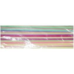 "Balloon Sticks: 10"" Pastel Assortment (100ct)"