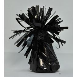 150G/502 Foil Ballon Weight Black