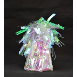 150G/502 Foil Ballon Weight Iridescent/Opalescent