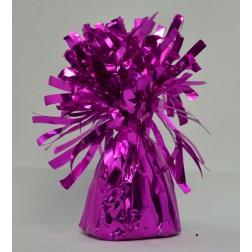 150G/502 Foil Ballon Weight Magenta/Pink 3