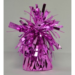 150G/502 Foil Ballon Weight Pink 2