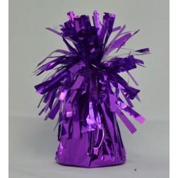 150G/502 Foil Ballon Weight Purple 2
